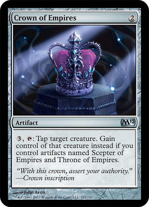 Crown of Empires