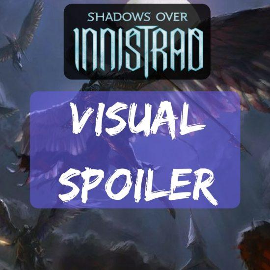 Shadows Over Innistrad - Visual Spoiler